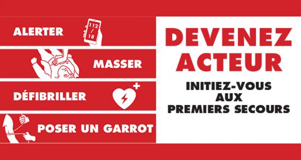 Initiation gratuite aux gestes qui sauvent - Sainte-Foy-de-Peyrolieres