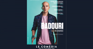 Invitations pour le spectacle de Rachid Badouri