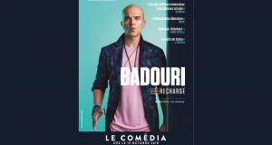 Invitations pour le spectacle de Rachid Badouri