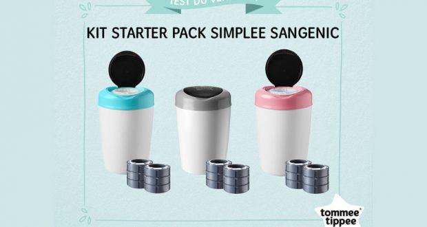 Kit Starter Pack Simplee Sangenic
