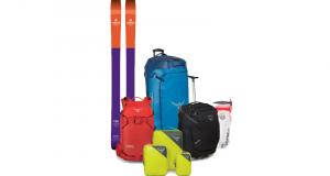 Kit de ski Whitedot et Osprey (valeur 1300 euros)