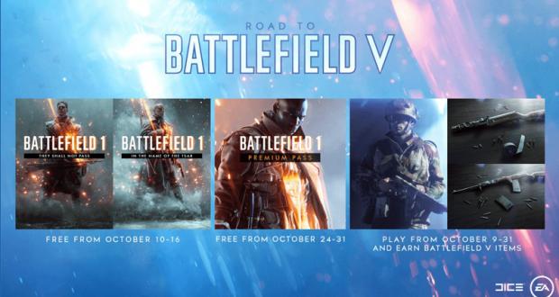 Pass Premium Battlefield 1 Gratuit