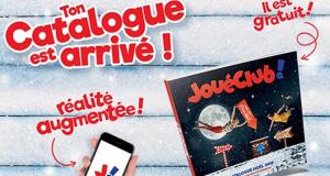 Recevez gratuitement le Catalogue JouéClub Noël 2018