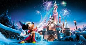 Séjour VIP pour 4 à Disneyland en pension complète