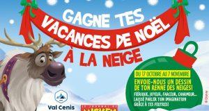 Séjour au ski d'une semaine pour 4 personnes à Val Cenis