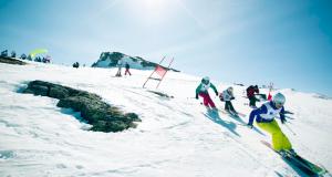 Séjour au ski pour 4 personnes aux Ménuires
