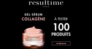 Testez le Gel-Sérum Collagène de Resultime