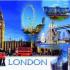Voyage de 3 jours pour 2 adultes et 2 enfants à Londres