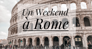 Week-end de 3 jours pour 2 personnes à Rome