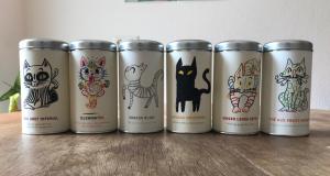 Échantillons Gratuits de Thé Les Thés du Chat