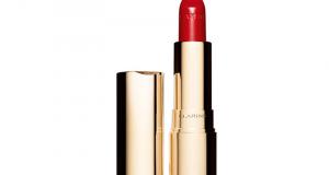 Échantillons du Joli Rouge à lèvres Clarins chez Marionnaud