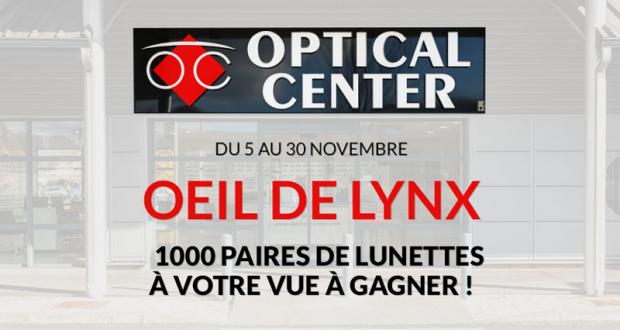 1000 paires de lunettes de vue gratuites