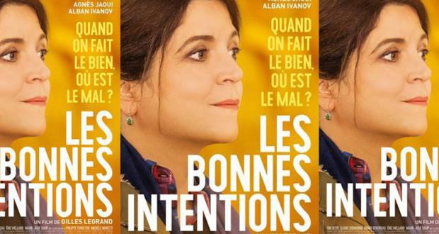 1300 places de cinéma pour le film Les Bonnes Intentions
