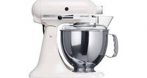 2 robots pâtissiers KitchenAid Artisan
