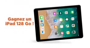 2 tablettes Apple iPad 128 Go