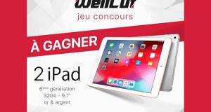 2 tablettes Apple iPad