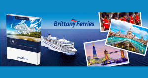 3 Coffrets cadeaux Brittany Ferries