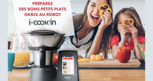3 appareils culinaires I Cook'In