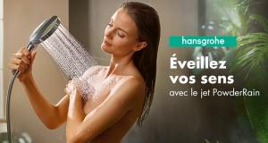 300 douchettes Raindance Select S gratuites
