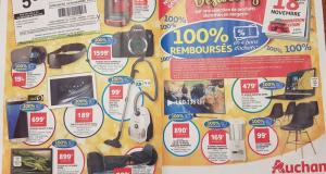 Articles 100% remboursés Auchan noyelles godault