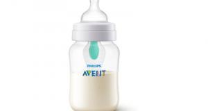 Biberon Anti-colic avec valve AirFree de Philips Avent