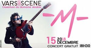 Concert gratuit de M