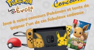 Console de jeux Nintendo Switch avec un jeu