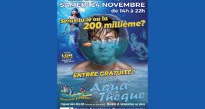 Entrée gratuite au centre aquatique - Rohrbach-lès-Bitche