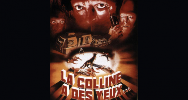Film La Colline a des Yeux visionnable gratuitement