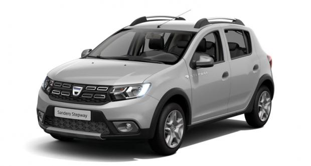 Gagnez une voiture modèle Dacia Sandero