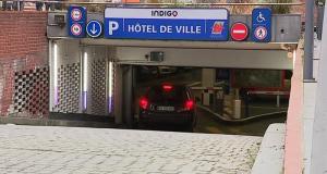Gratuité dans les parkings d'Amiens