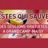 Initiation Gratuite aux Gestes qui sauvent - Grandcamp-Maisy