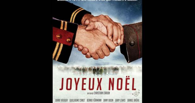 Projection gratuite du film Joyeux Noël