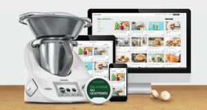 Robot de cuisine connecté Thermomix