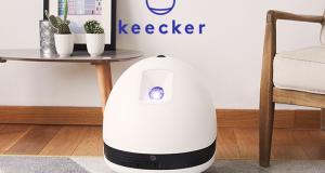 Robot multimédia Keecker (valeur 1790 euros)