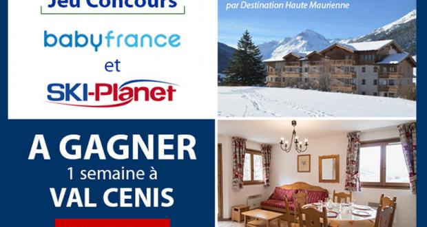 Séjour d'un semaine au ski à Val Cenis