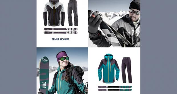 Tenue complète de ski homme ou femme