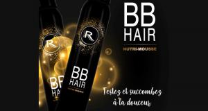 Testez le soin cheveux BB Hair Nutri Mousse de GeneRik