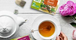 Thé vert Chai et Boost de Jardin Bio