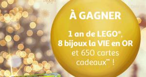Un an de LEGO (Valeur de 14 000 euros)
