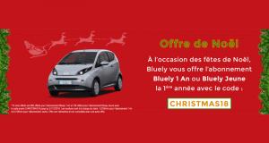 Abonnement Bluely à Lyon gratuit pendant un an
