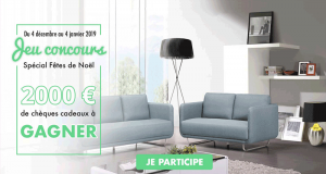 Chèque cadeau Delorm Design de 500 euros