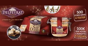 Foie Gras de Canard entier Delpeyrat