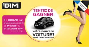 Gagnez une voiture Renault Twingo modèle Zen