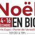 Invitation gratuite pour le salon Nöel en Bio