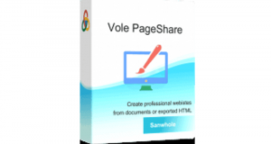 Logiciel Vole PageShare Professional gratuit