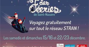 Réseau STRAN gratuit - Saint-Nazaire
