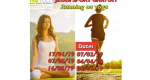 Séances de running ou yoga gratuite