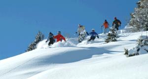 Séjour d'une semaine au ski pour 4 personnes