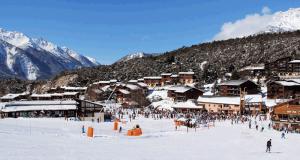Séjour hiver d'une semaine pour 4 personnes à la Station La Norma